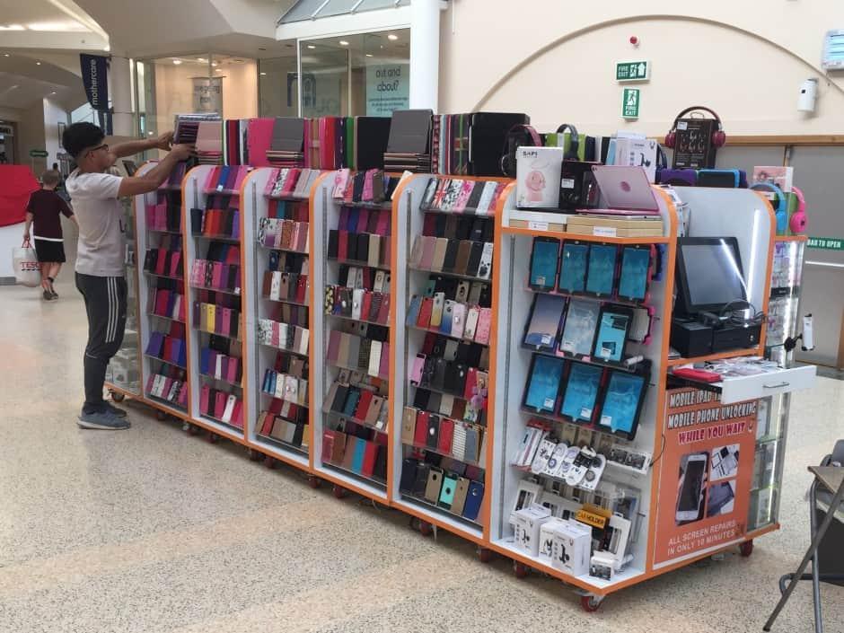 Mobile Retail Units