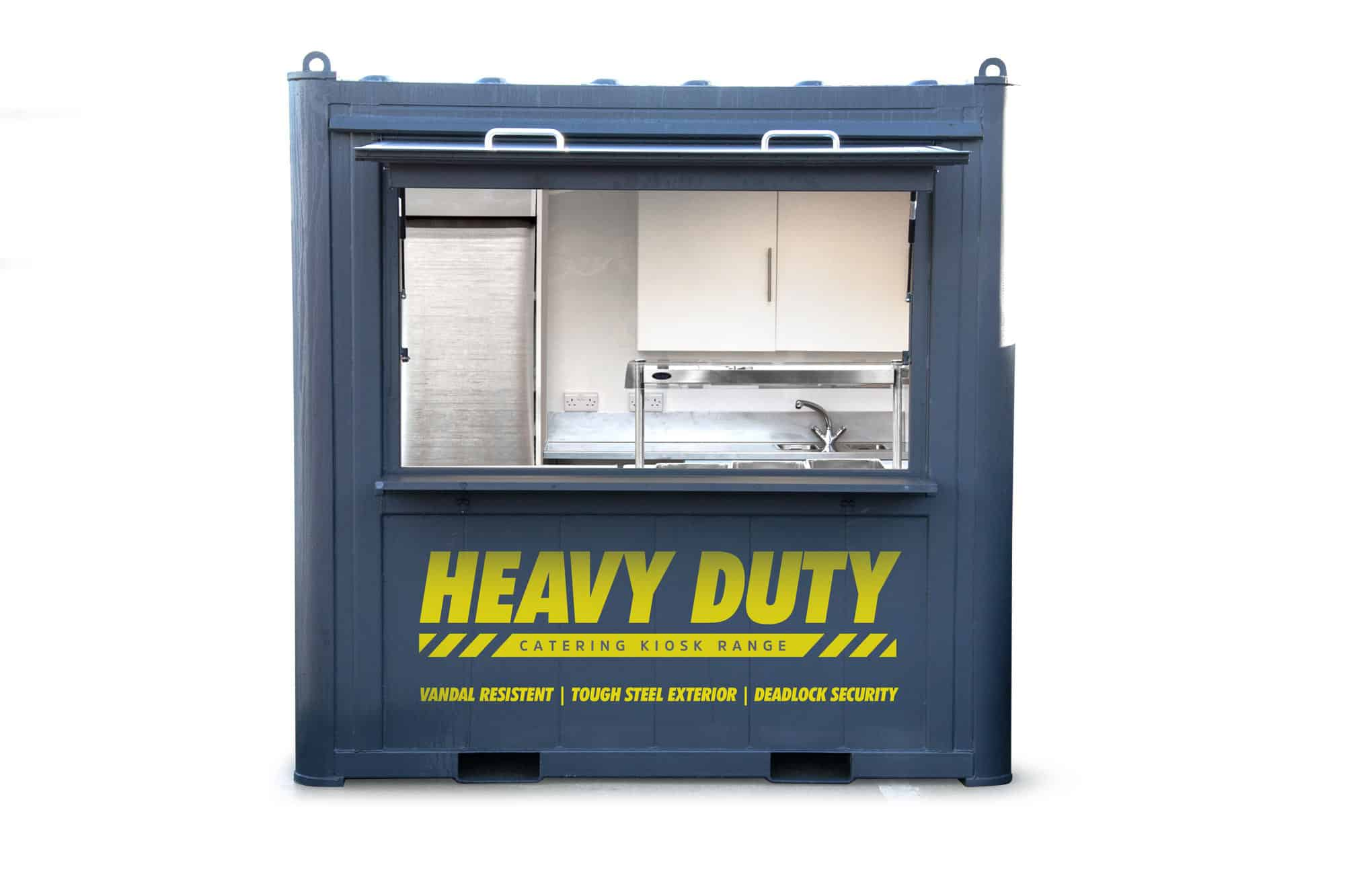 Kiosk Heavy Duty